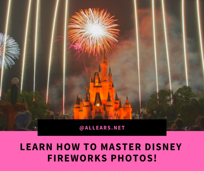 disney world fireworks photos