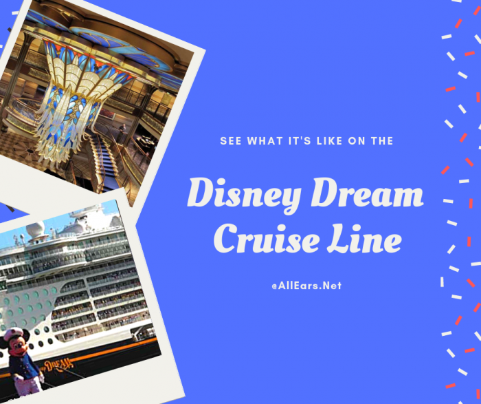 Disney Dream Cruise Line Photos