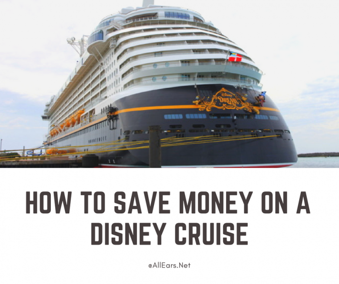 Save Money On a Disney Cruise
