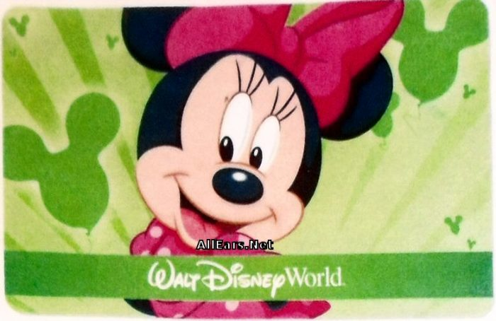 walt disney world ticket
