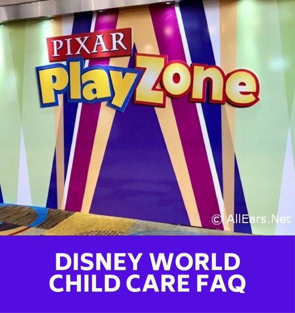 Disney World Child Care FAQ