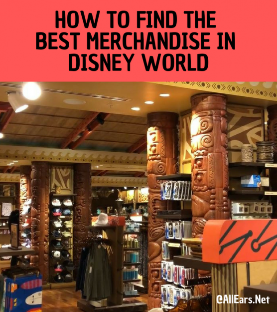 How And Where To Shop In Disney World