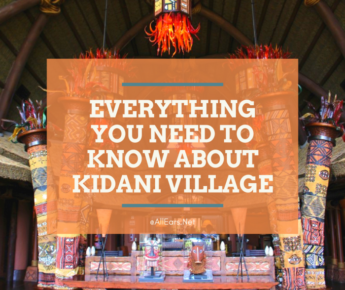 Disney World's Kidani Village