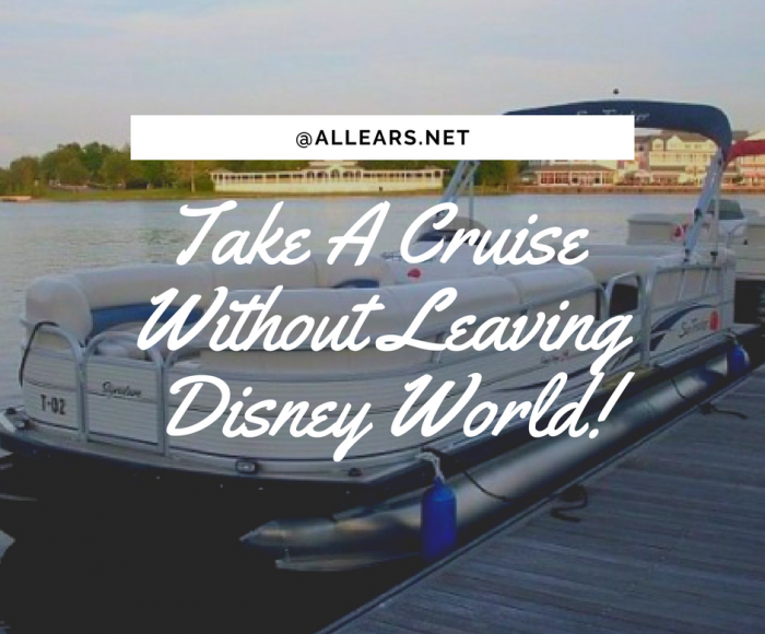 Disney World Specialty Cruises