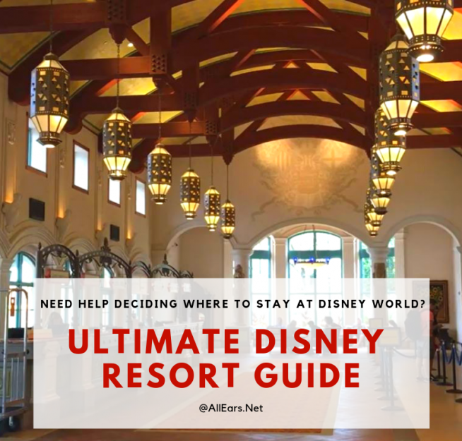 Ultimate Disney Resort Guide