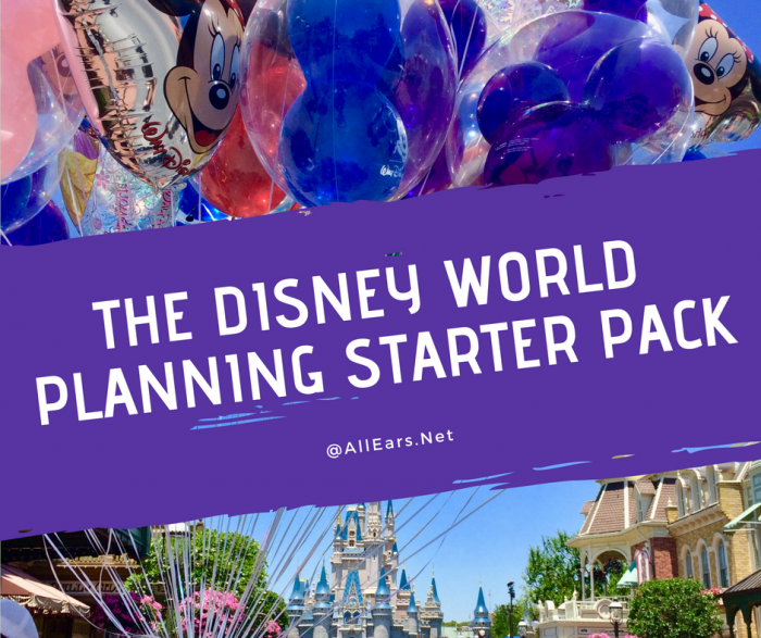 Disney World Planning Starter Pack