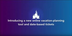 Date-Based Walt Disney World Tickets