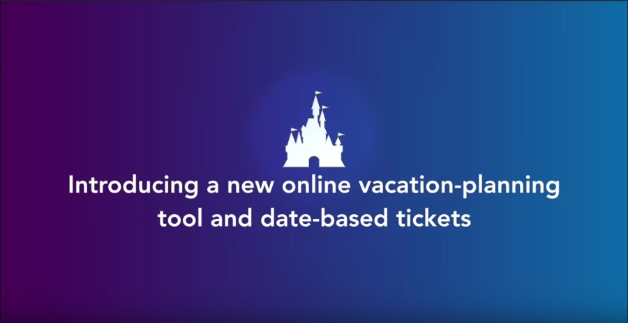 Date Based Tickets at Walt Disney World