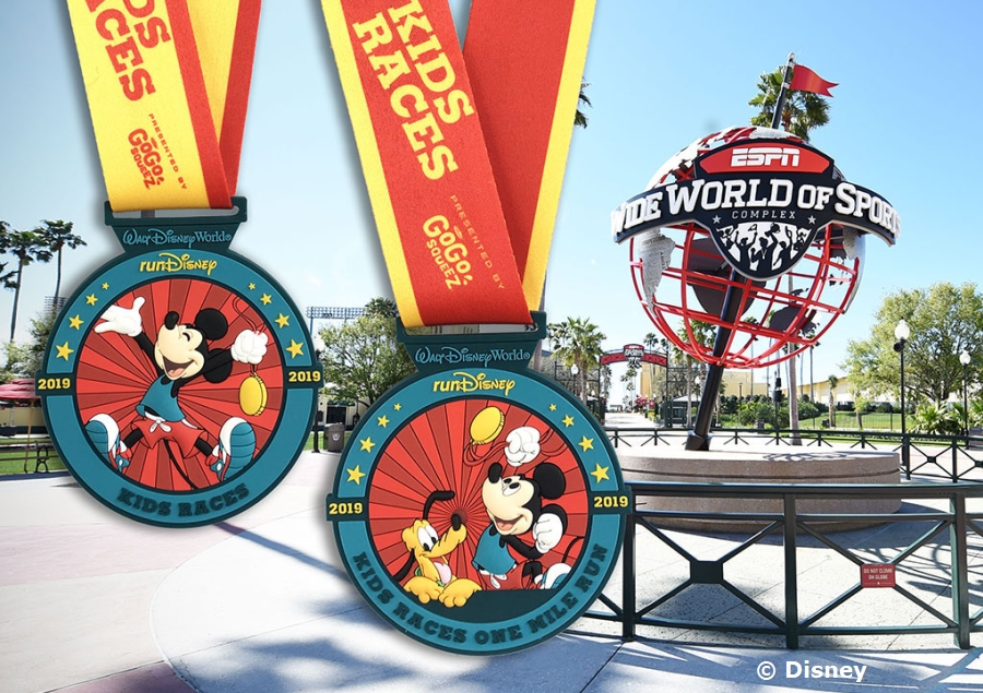 2019 Walt Disney World Marathon Medals Revealed! - AllEars Net