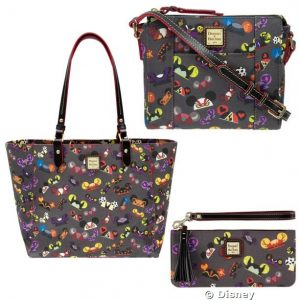 Dooney & Bourke Halloween Villain Ear Collection