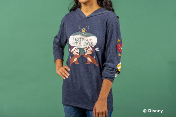 2018 Epcot Festival of the Holidays Merchandise