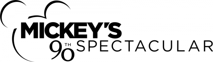 Mickey's 90th Spectacular logo