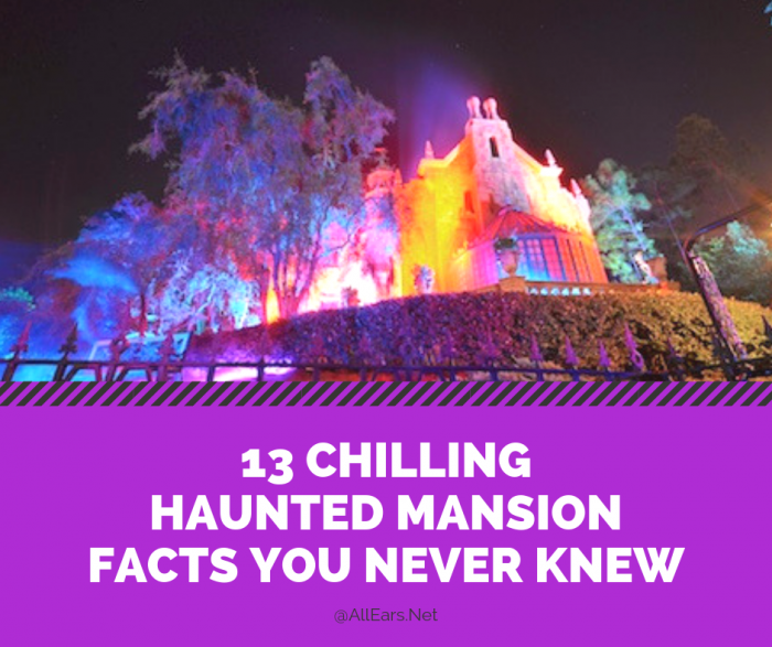 13 Chilling Haunted Mansion Facts