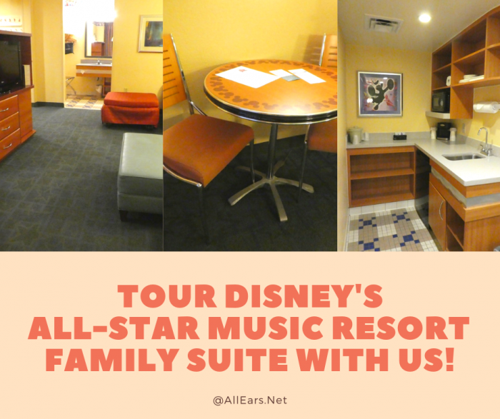 All Star Music Family Suite Gallery