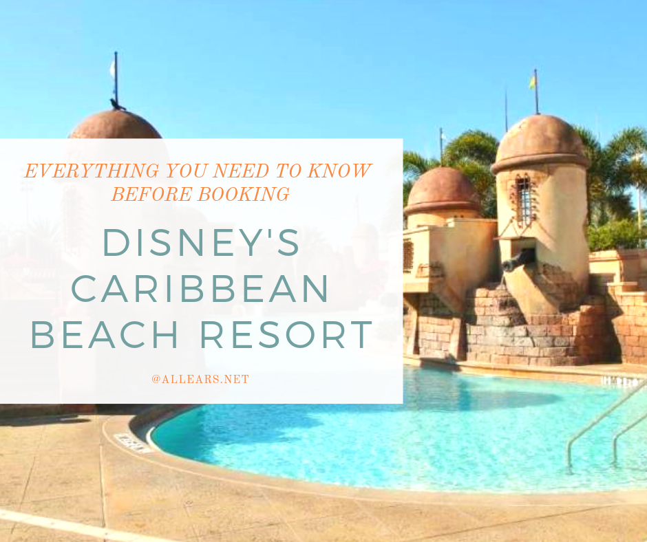 Caribbean Beach: Caribbean Beach Fact Sheet