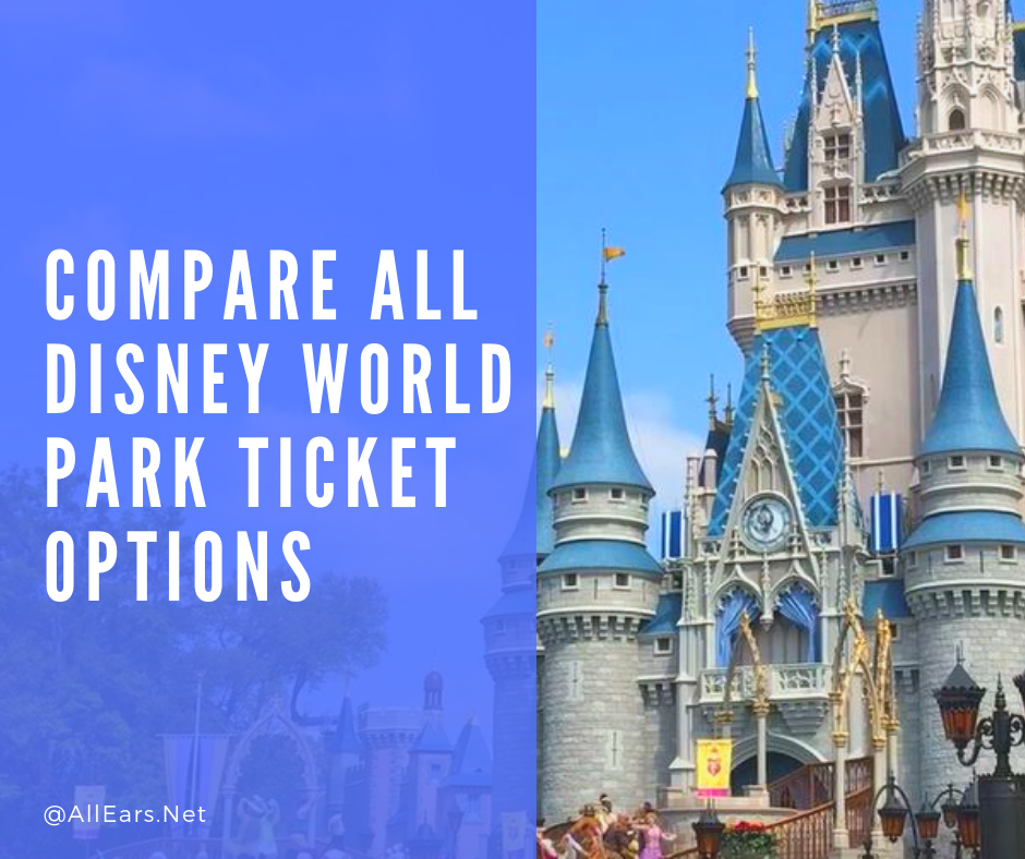 WDW Ticket Price Chart - AllEars Net