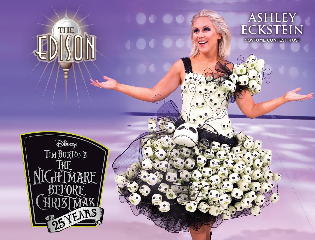 celebrity judge announced for the edison's halloween soirée