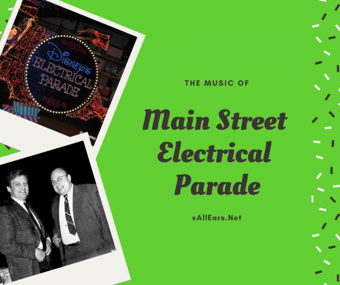 Music of Main Street Electrical Parade