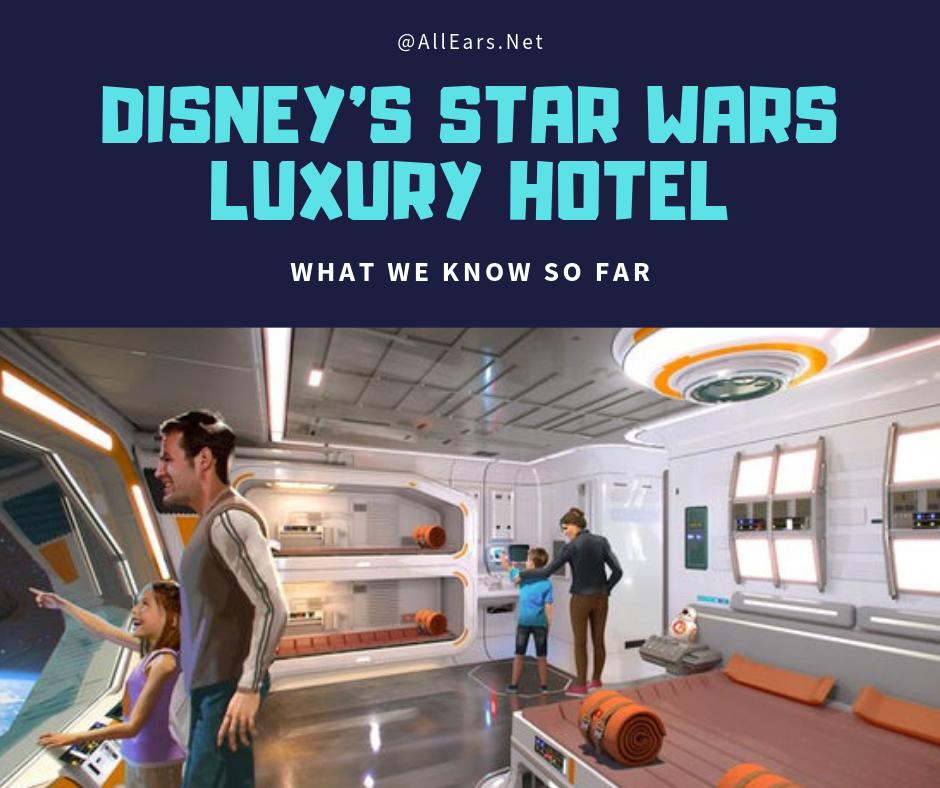 Star Wars Immersive Resort Fact Sheet - AllEars.Net