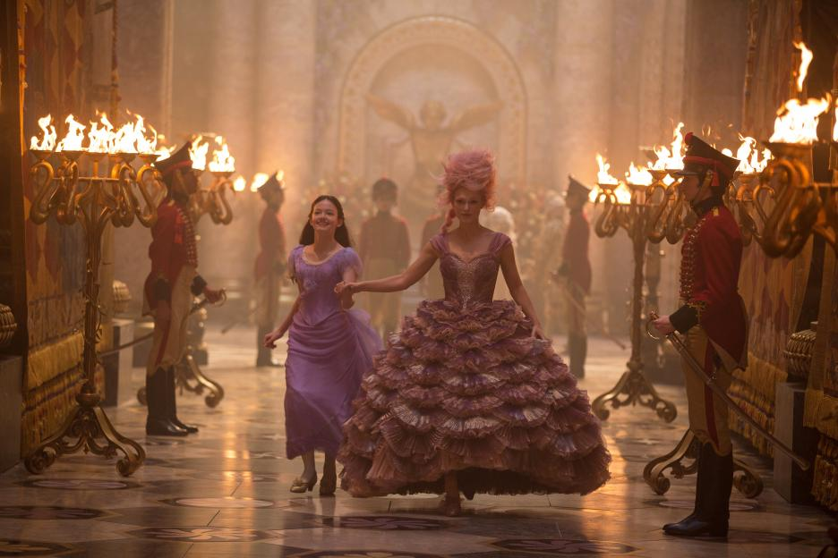 Review Quot The Nutcracker And The Four Realms Quot Allears Net