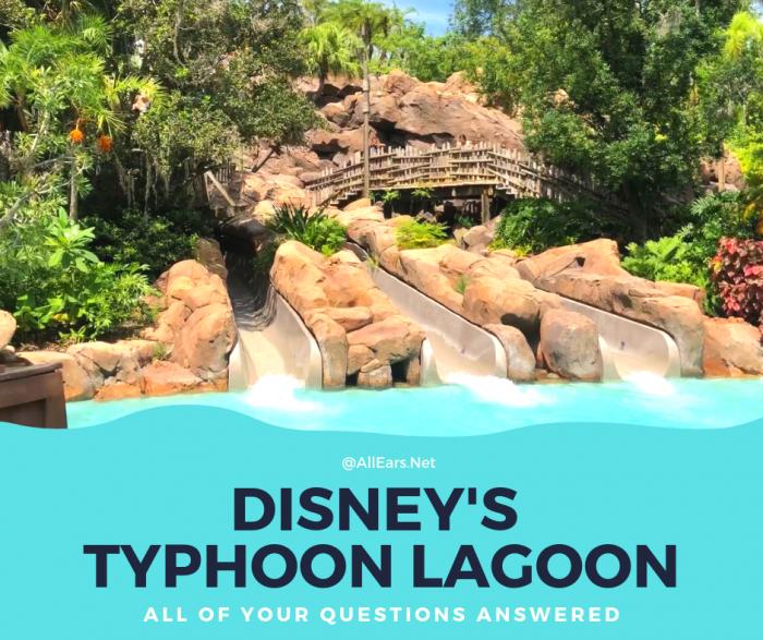 Disney's Typhoon Lagoon FAQ