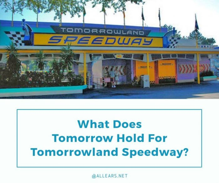 What does tomorrow old for tomorrowland speedway