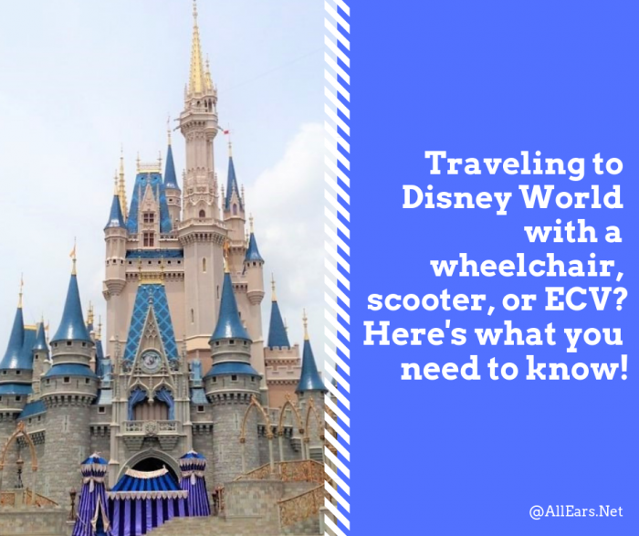 Disney World Wheelchair FAQ