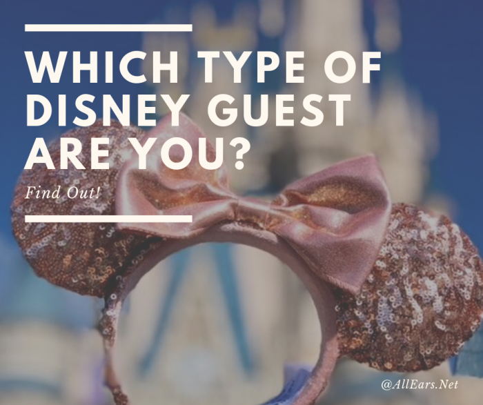 Which Type of Disney Guest Are You