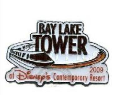 a9e8fb6379737 Bay Lake Tower At Disney s Contemporary Resort. blue line