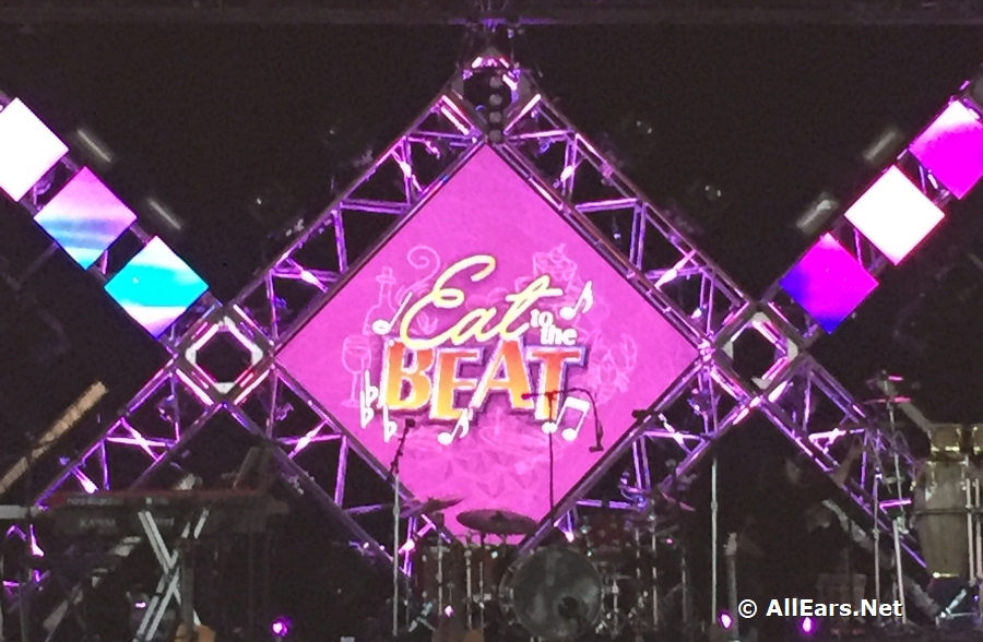 Epcot Food & Wine Festival Eat to the Beat Concert Series Lineup Now Complete!