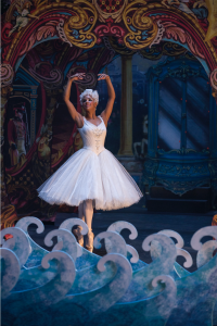 "Ballerina Misty Copeland in ""The Nutcracker and the Four Realms"""