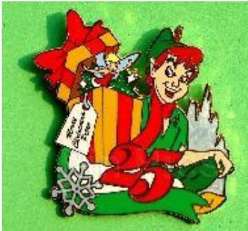 7fc225cd27dac Mickey s Very Merry Christmas Party 2008 Pin