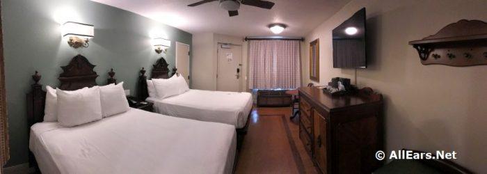 Port Orleans French Quarter Renovated Room 2018