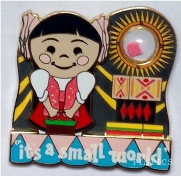 DLR – Piece of Disney History 2015 – It s a Small World Pin 112bd029b91