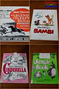 Buena Vista Exhibitor Campaign Books