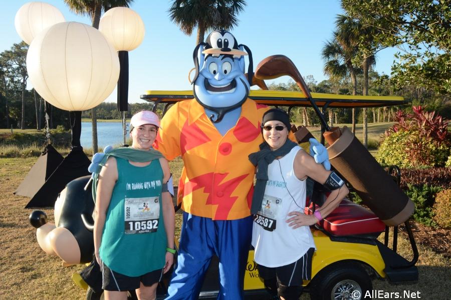 Sandi Lamborne, Marathoner
