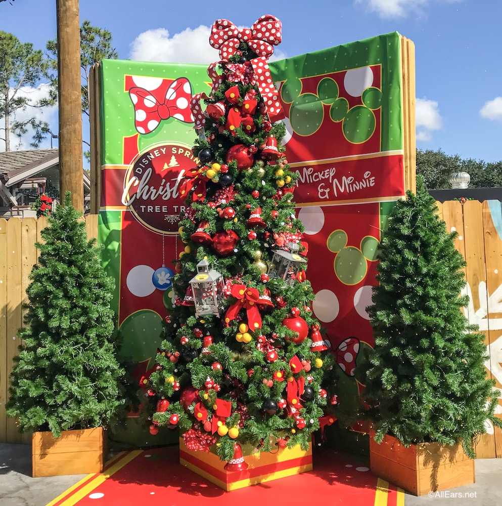 Disney Christmas Tree.Everything You Need To Know About This Year S Disney Springs