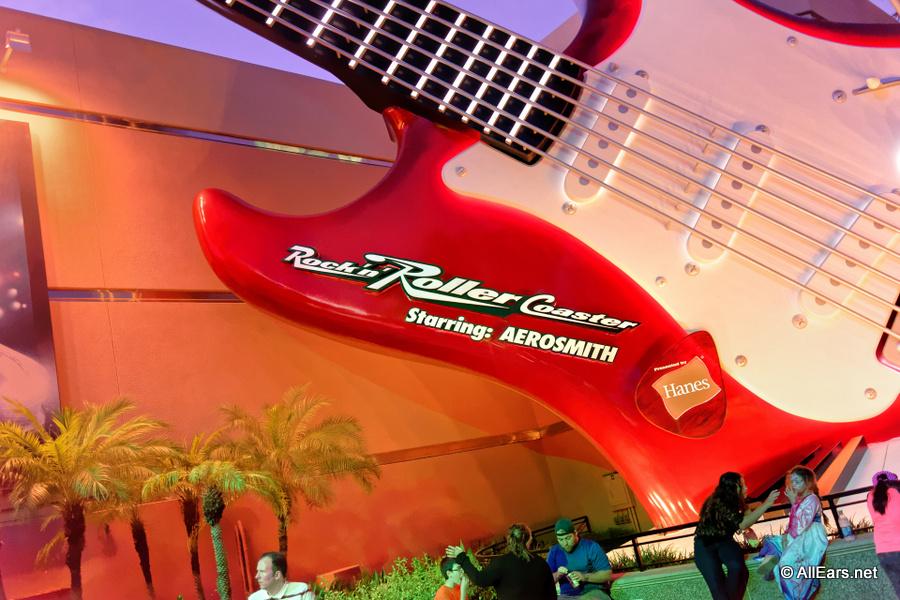 Rock n' Roller Coaster Starring Aerosmith
