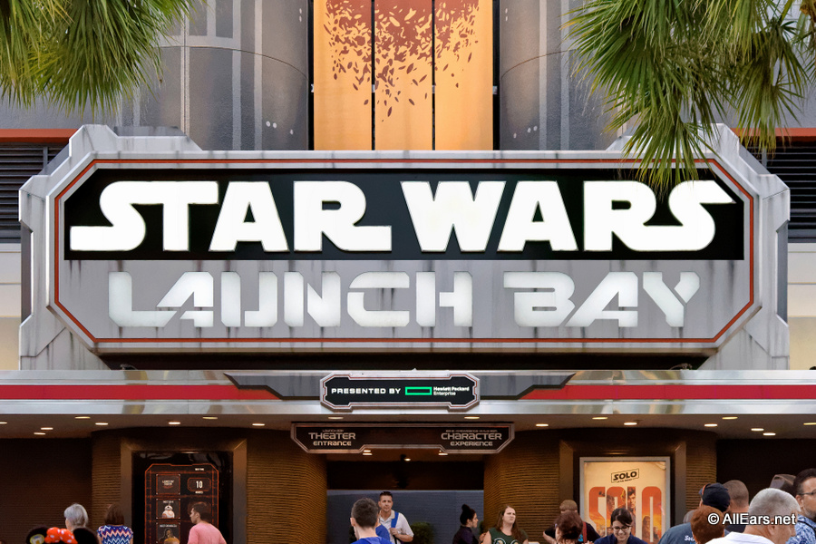 Guess Who is Coming to Star Wars: Launch Bay at Hollywood Studios!
