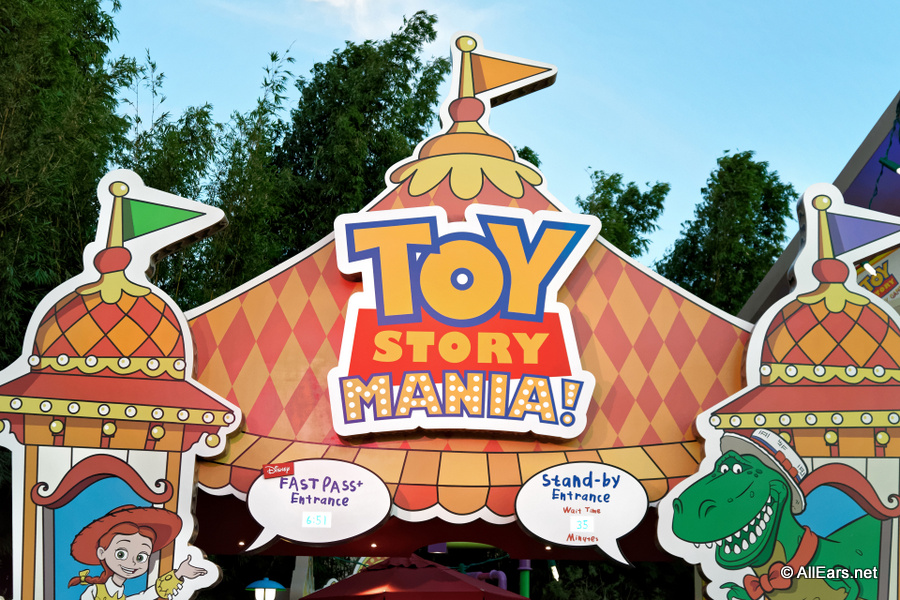 21a840cabf The Best Ways to Get a Higher Score on Toy Story Mania! - AllEars.Net