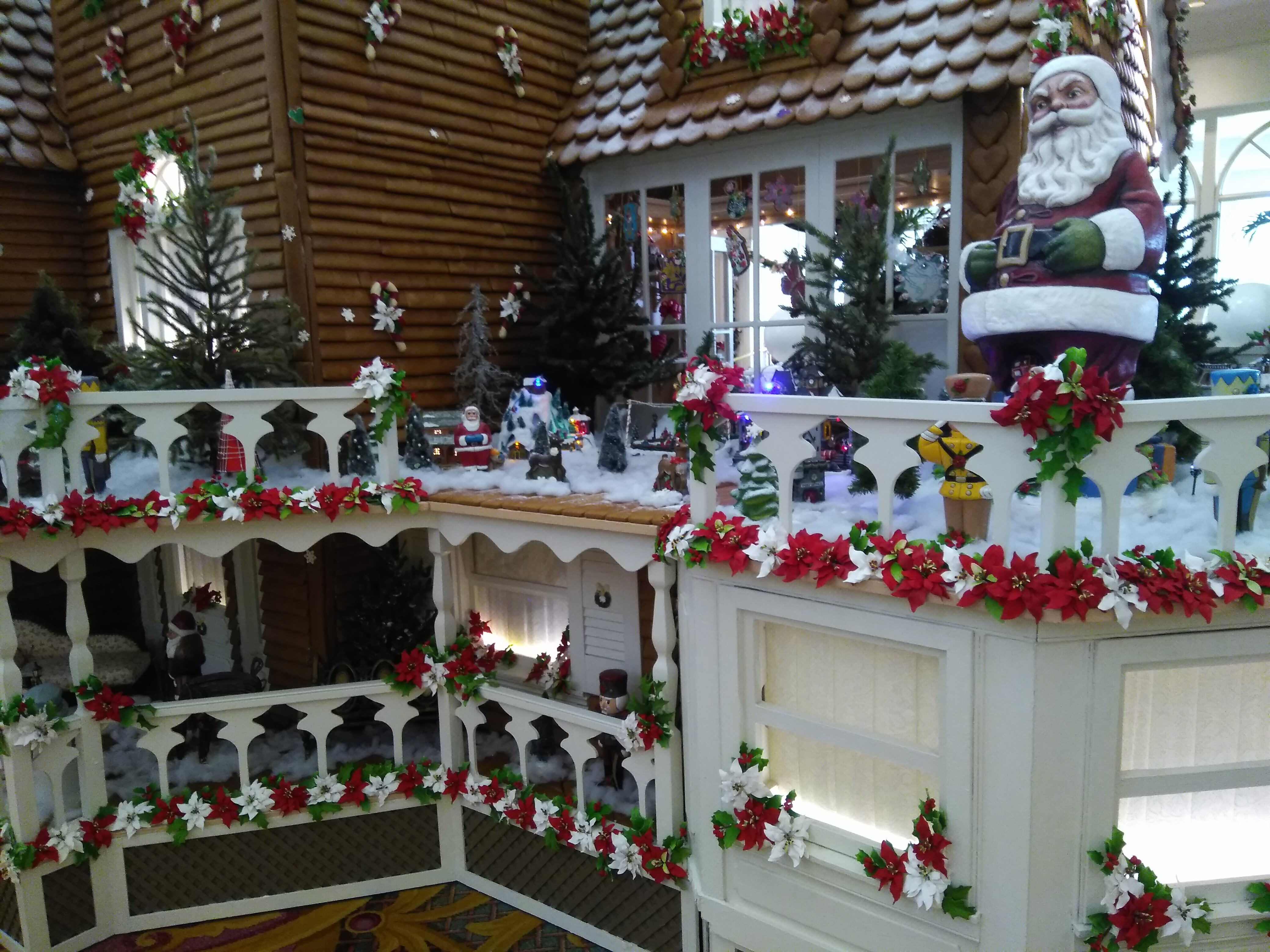 Grand Floridian S Gingerbread House Open For 2018 Season