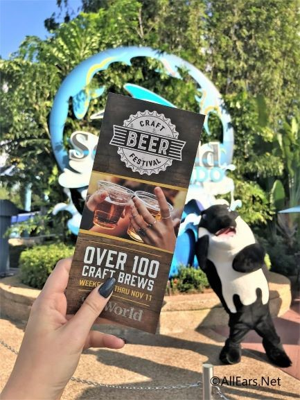 highlights from sea world u0026 39 s new craft beer festival