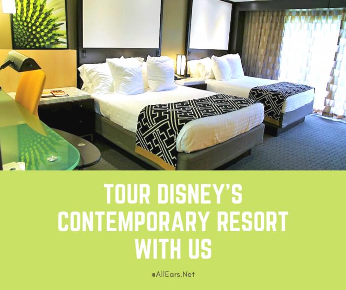 Tour Contemporary Resort