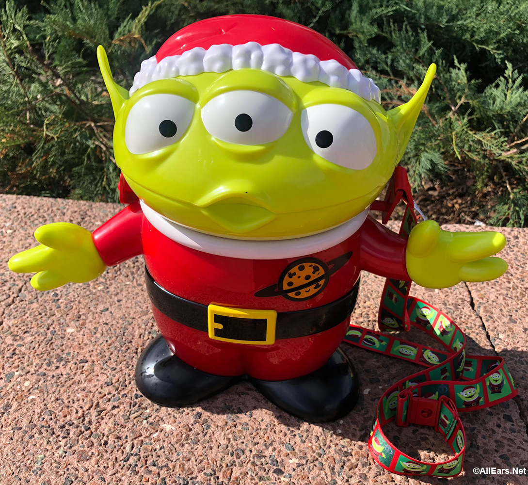 Toy Story Land At Disney S Hollywood Studios Gets Holiday