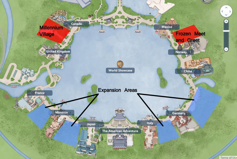 Six Pavilions We Wish Would Come to World Showcase - AllEars.Net
