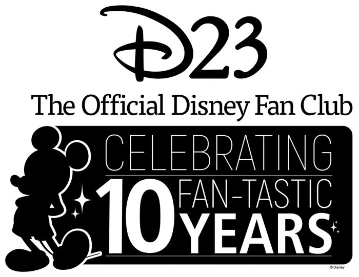 Disney S D23 Celebrates 10th Anniversary With Special