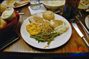 Liberty Tree Tavern Patriot's Plate