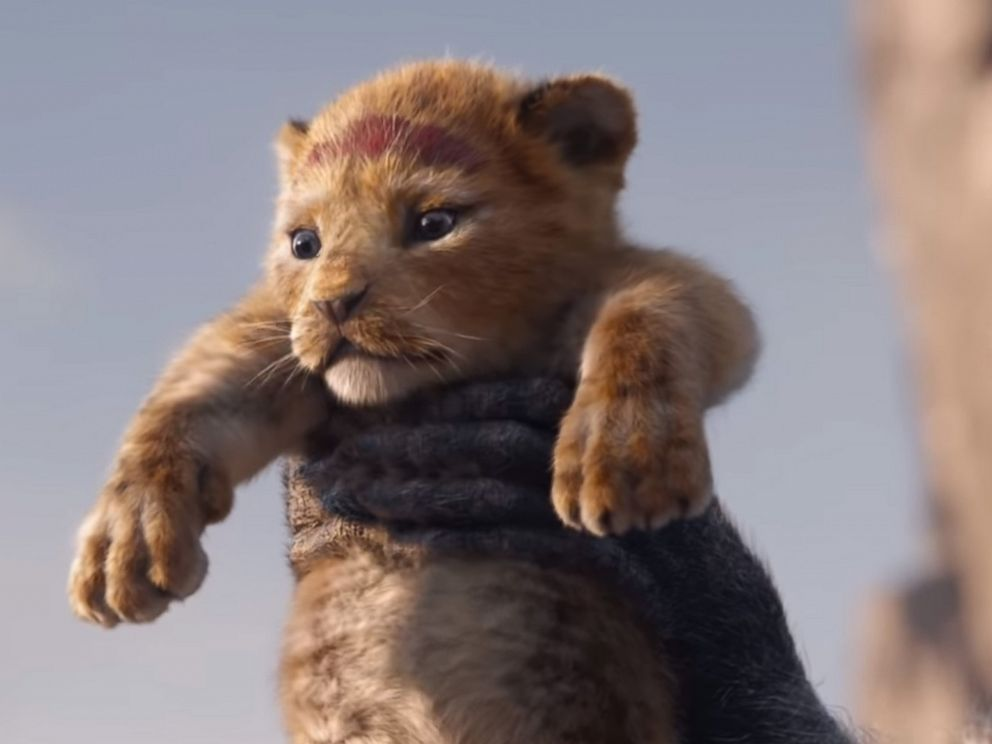 New Trailer Released for Live-Action Version of The Lion ...