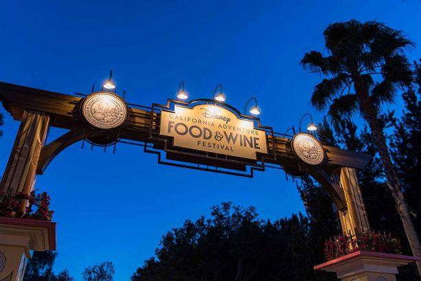 2020 Epcot Food And Wine Festival.Disney California Adventure Food Wine Festival Dates