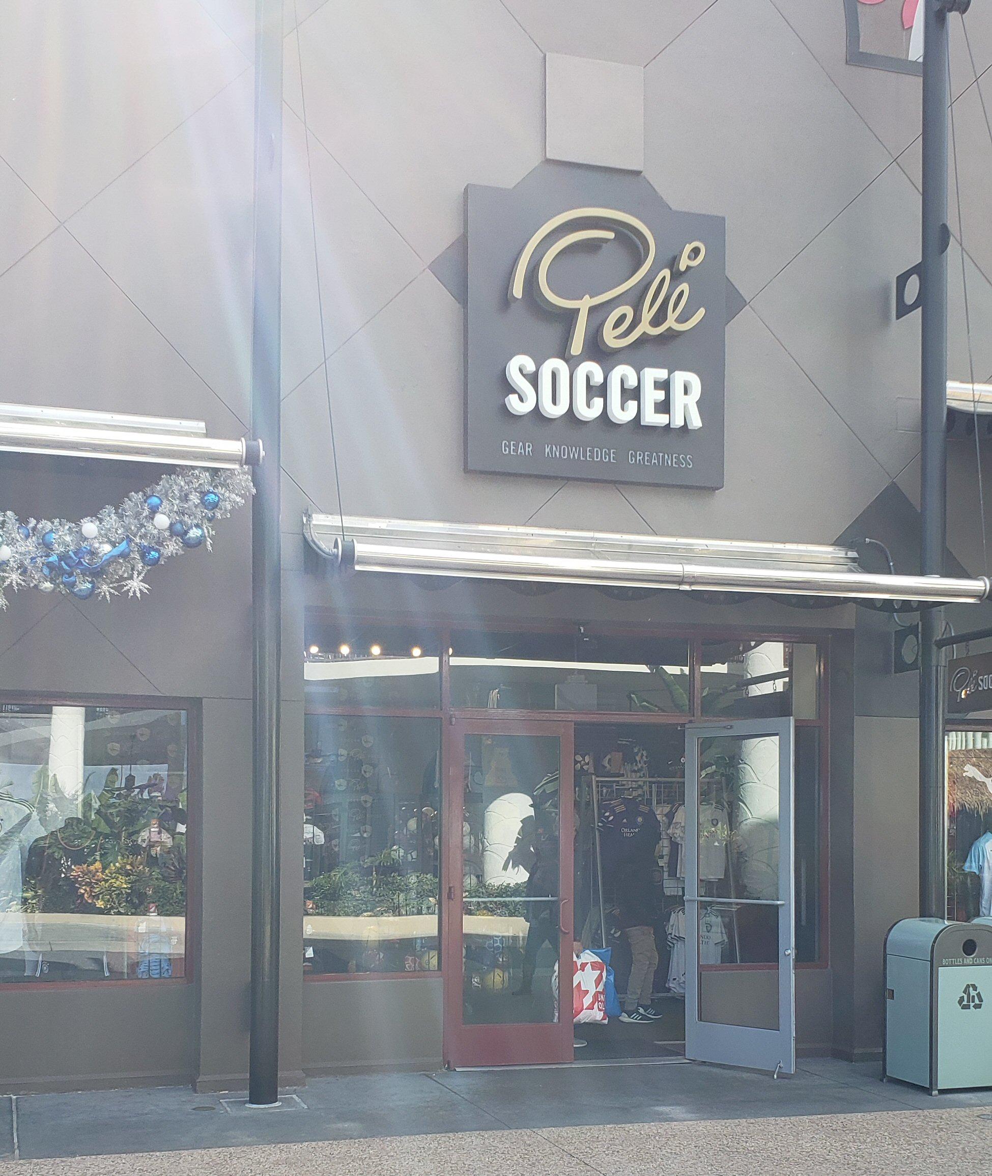 Pele Soccer